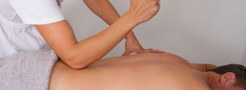 massage tuina dorsal